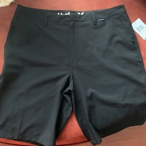 NWT Men's Black Hurley Shorts